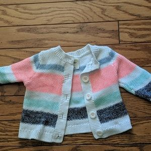 18 Month Multi-Colored Sweater